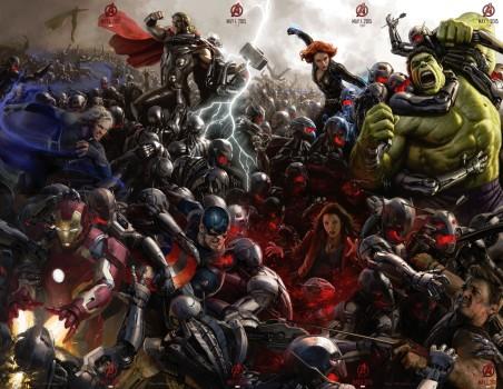 Joss Whedon e novatos do elenco falam sobre Os Vingadores 2