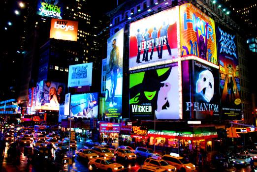 Da Broadway para Hollywood – Parte I