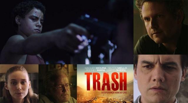 """cine brasil: """"Trash"""" nos representa"""