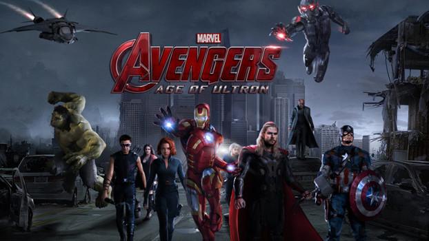 cine nerd: Os Vingadores 2 – A Era de Ultron