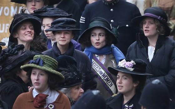 O direito das mulheres é tema de Suffragette, que ganha primeiro teaser