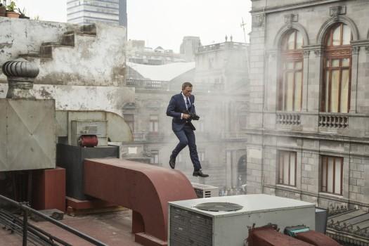 Saiba como foram as gravações de 007 contra Spectre no México