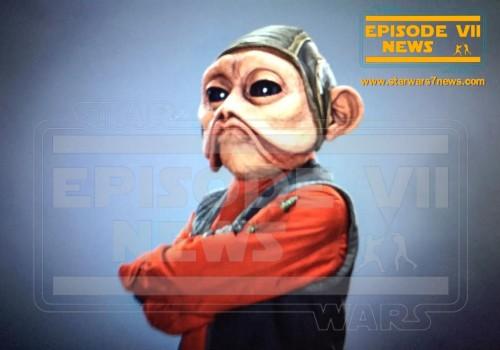 Veja alguns personagens de Star Wars: O despertar da Força