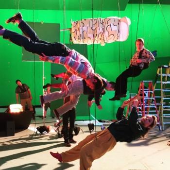 Bryan Singer divulga bastidores de X-Men: Apocalipse