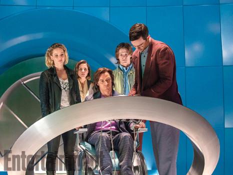 Lindas as fotos de X-Men: Apocalipse divulgadas pela EW
