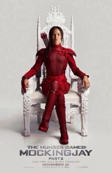 Katniss RAINHA de todos os Distritos!
