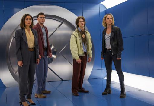 Confira as novas fotos – em alta! – de X-Men: Apocalipse