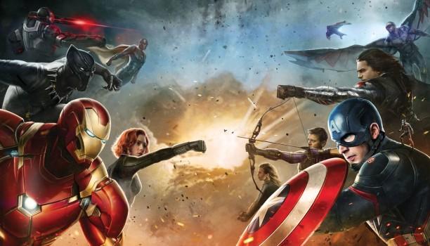 Chega de Especular! Veja os lados de Capitão América: Guerra Civil!