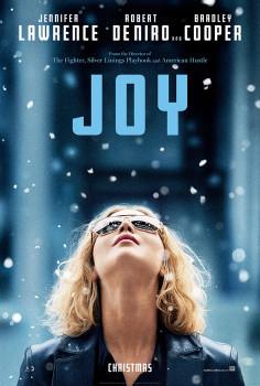 Novo filme de Jennifer Lawrence, Joy ganha primeiro pôster