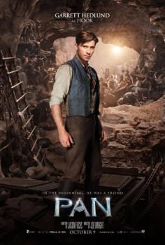 Personagens de Peter Pan ganham seus cartazes individuais