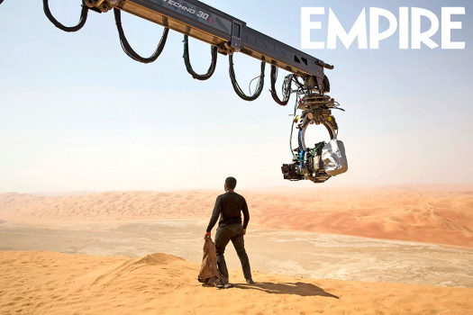Mais fotos de Star Wars: O Despertar da Força na Revista Empire