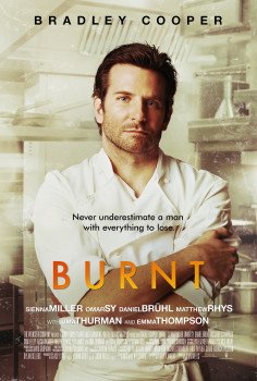 Olha o trailer de Burnt, com Bradley Cooper!