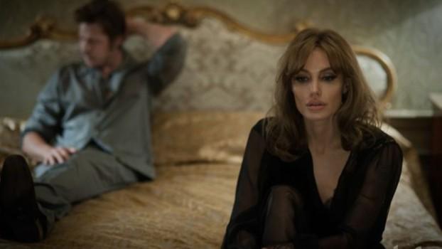Angelina Jolie e Brad Pitt juntos em trailer de By The Sea! Aguenta coração.