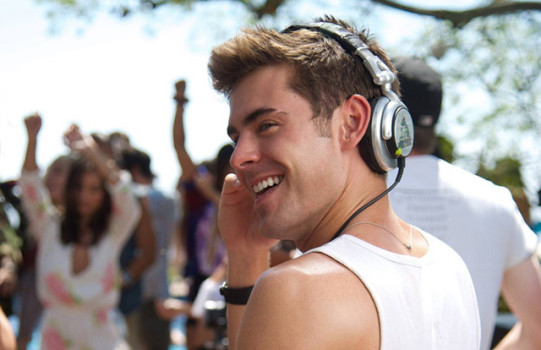 Zac Efron todo lindo no novo comercial de We Are Your Friends