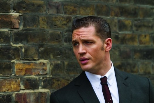 Dosa dupla de Tom Hardy nas fotos de Legend!