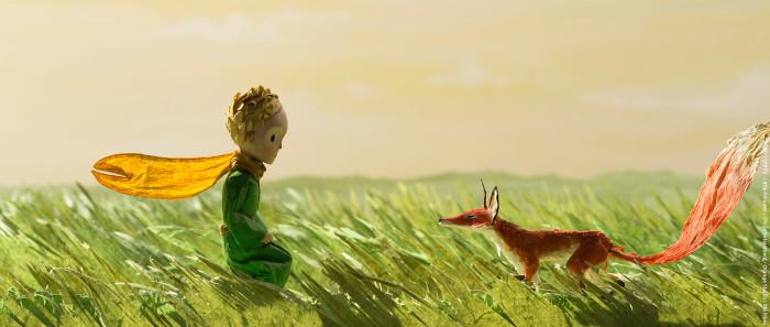 cine teen: O Pequeno Príncipe