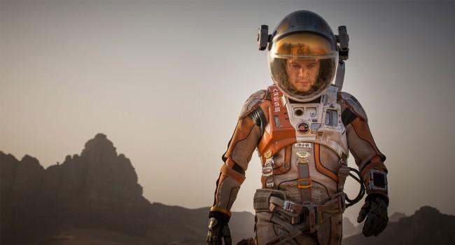 Perdido em Marte ganha clipes de Matt Damon