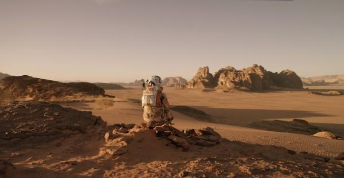 cine nerd: Perdido em Marte