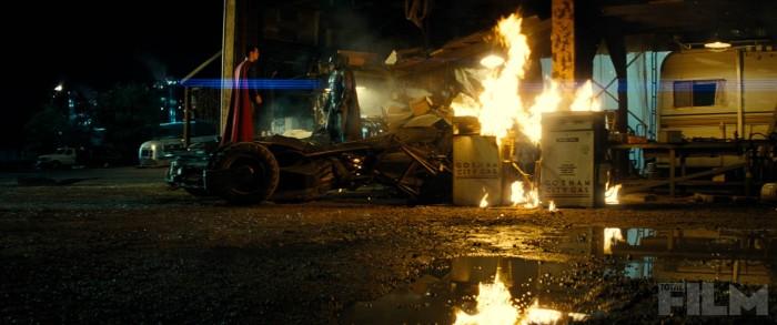 Veja novas fotos dos bastidores de Bastidores de Batman vs. Superman