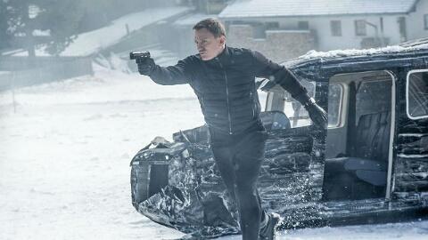 cine nerd: 007 contra SPECTRE