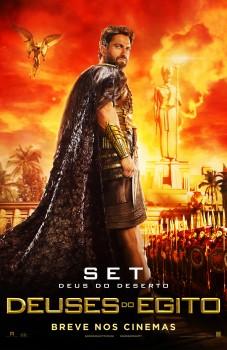 Fique em dia com Deuses do Egito