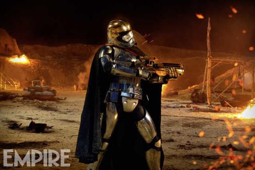 Empire divulga as capas de Star Wars: O Despertar da Força
