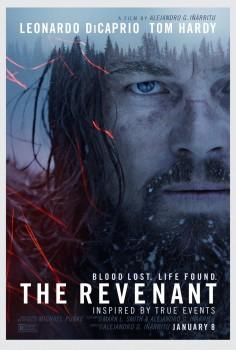 Veja os pôsteres de Leonardo DiCaprio e Tom Hardy em O Regresso
