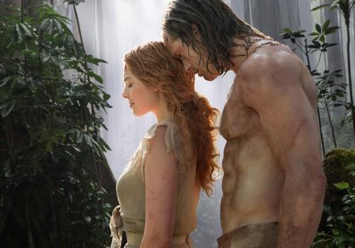 Ui! Saem as primeiras fotos oficiais de The Legend of Tarzan