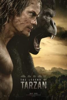 Intenso o primeiro trailer de The Legendo of Tarzan