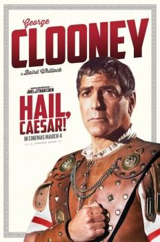 Ave, César! ganha cartazes de personagens
