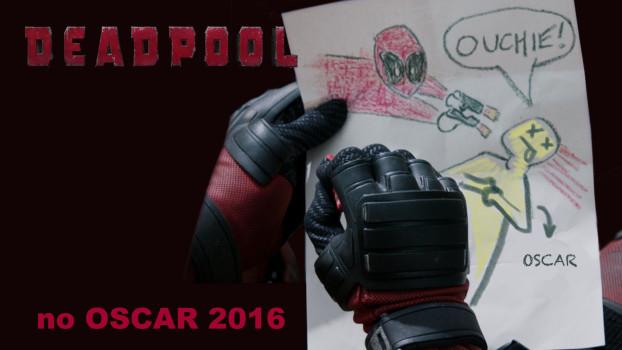 Cine-Remix – Deadpool e o Oscar: herói comenta filmes indicados
