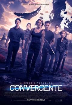 Veja o cartaz nacional de Convergente