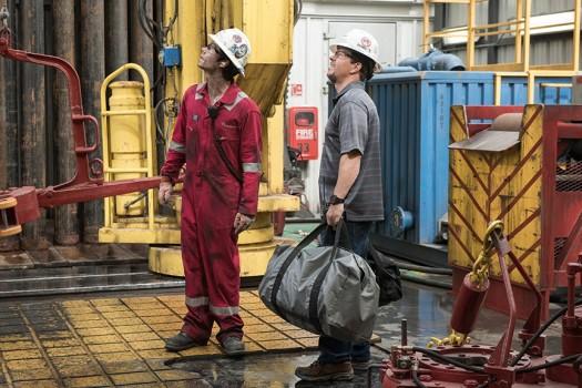 Lançado o primeiro teaser de Deepwater Horizon, com Mark Wahlberg