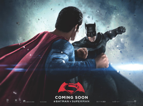 cine nerd: Batman Vs. Superman: Se pegando na porrada!
