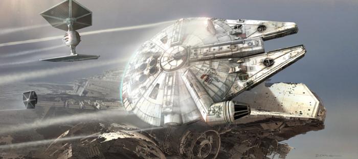 Confira muitas artes conceituais de Star Wars: O Despertar da Força