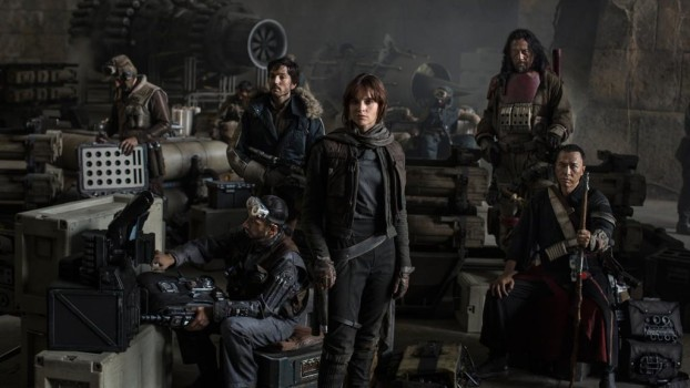 Star Wars Rogue One ganha seu trailer!