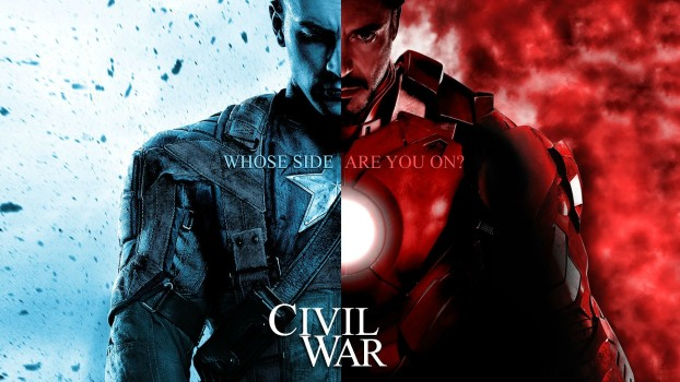 cine nerd: Guerra civil na Marvel