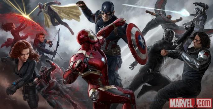 Featurette da Feiticeira Escarlate e comercial novo de Capitão América: Guerra Civil