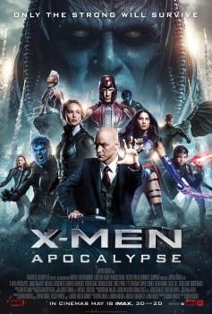 X-Men: Apocalipse divulga mais um comercial