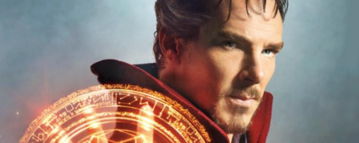 Marvel divulga pôster nacional de Doutor Estranho