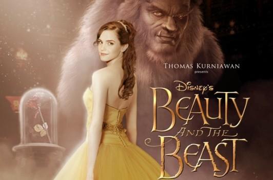 Saiu o primeiro teaser trailer de A Bela e a Fera
