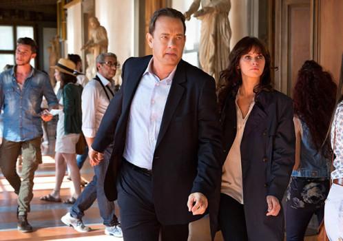 Tom Hanks estrela pôster de Inferno