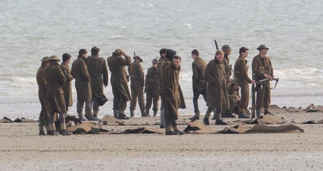 Dunkirk, novo filme de Christopher Nolan, ganha vídeos de set