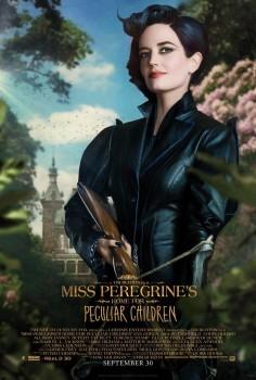 Veja os cartazes individuais de O Orfanato da Srta. Peregrine para Crianças Peculiares