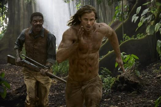 Conheça o cenário de A Lenda do Tarzan em vídeo 360