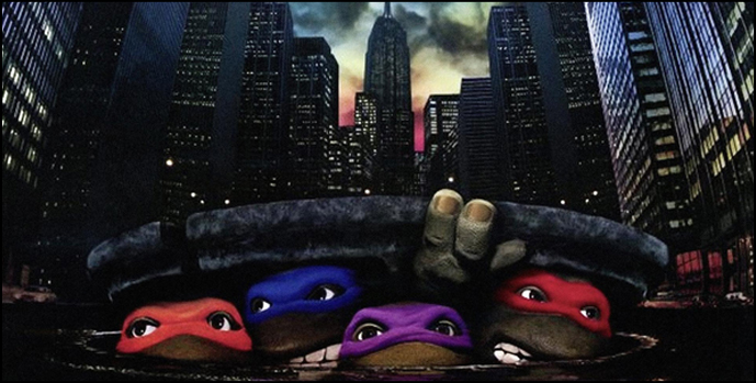 cine nerd: Nerd Classic – As Tartarugas Ninjas
