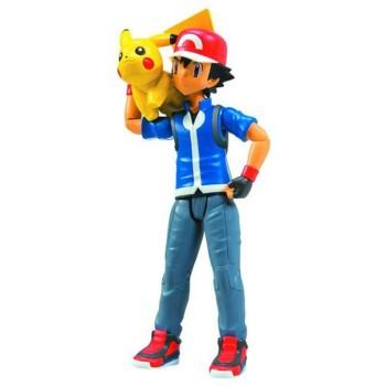 Pokémon Xy-Treinador Ash E Pikachu Série 2 Edimagic T18079 - R$ 139,90