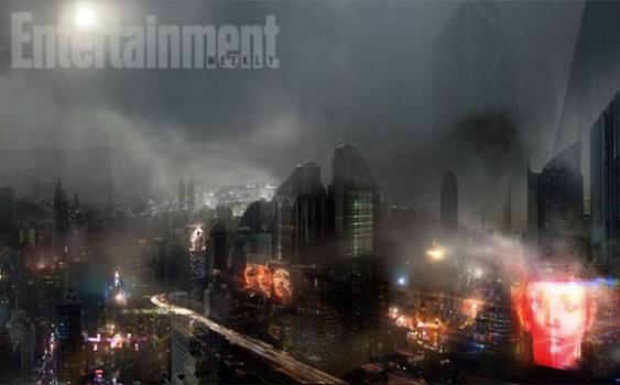 Veja as artes conceituais de Blade Runner 2