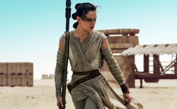 Daisy Ridley se despede de Star Wars: Episódio VIII