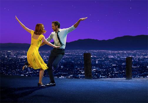 Veja o lindo pôster de La La Land